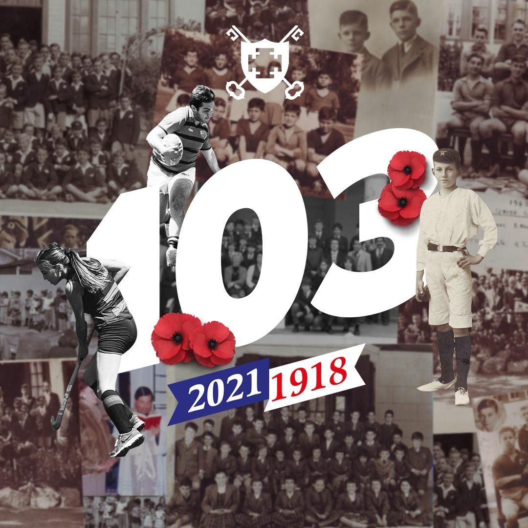 103 aniversario