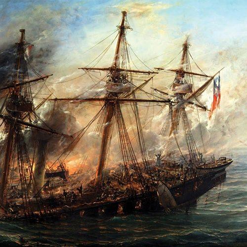 glorias navales 2020
